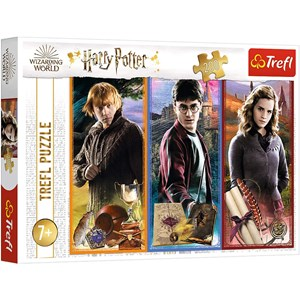 "Trefl (13277) - ""Harry Potter"" - 200 piezas"