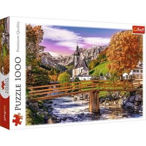 "Trefl (10623) - ""Bayern, Fall"" - 1000 piezas"
