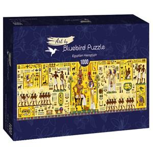 "Bluebird Puzzle (60099) - ""Egyptian Hieroglyph"" - 1000 piezas"