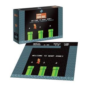 "USAopoly (PZ005-482) - ""Super Mario 1-2 Welcome to Warp Level"" - 1000 piezas"