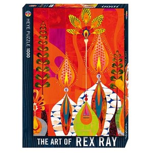 "Heye (29475) - Rex Ray: ""Chrysoto"" - 1000 piezas"