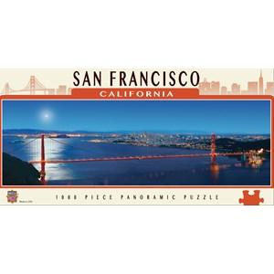 """MasterPieces (71595) - James Blakeway: """"San Francisco"""" - 1000 piezas"""