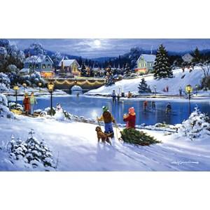 "SunsOut (75172) - George Kovach: ""Joyful Season"" - 550 piezas"