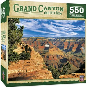 "MasterPieces (30726) - ""Grand Canyon South Rim"" - 550 piezas"