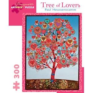 "Pomegranate (JK043) - Paul Heussenstamm: ""Tree Of Lovers"" - 300 piezas"