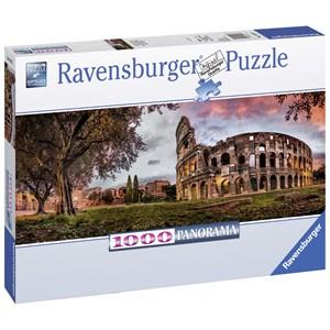 """Ravensburger (15077) - """"Sunset Colosseum"""" - 1000 piezas"""