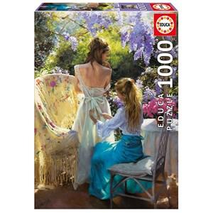 """Educa (17101) - Vincente Romero: """"Spring"""" - 1000 piezas"""