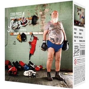 "Kylskåpspoesi (00419) - ""Boxer"" - 1000 piezas"