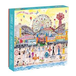 "Chronicle Books / Galison - Michael Storrings: ""Summer at the Amusement Park"" - 500 piezas"