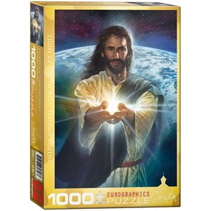 "Eurographics (6000-0357) - Nathan Greene: ""Light of the World"" - 1000 piezas"