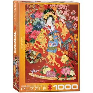 "Eurographics (6000-0564) - Haruyo Morita: ""Agemaki"" - 1000 piezas"
