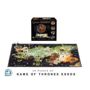 """4D Cityscape (51002) - """"4D Game of Thrones : Essos"""" - 1530 piezas"""