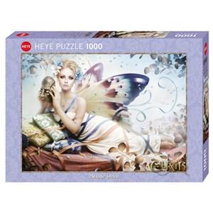 "Heye (29724) - Melanie Delon: ""Behind The Mask"" - 1000 piezas"