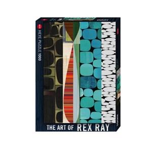 """Heye (29477) - Rex Ray: """"Affeto"""" - 1000 piezas"""