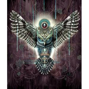 "Schmidt Spiele (59324) - Chris Saunders: ""Wise Owl"" - 1000 piezas"