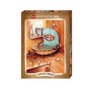 """Heye (29539) - Mateo Dineen: """"Bathtub"""" - 1000 piezas"""