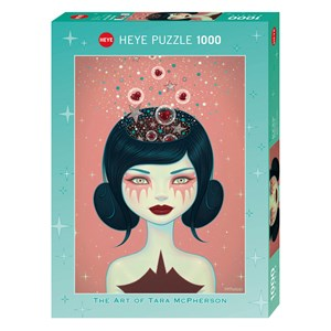 "Heye (29784) - Tara McPherson: ""Supernova II"" - 1000 piezas"