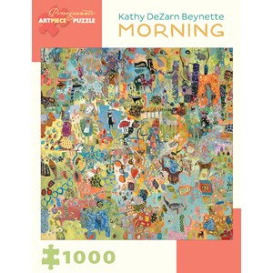 "Pomegranate (AA901) - Kathy DeZarn Beynette: ""Morning"" - 1000 piezas"