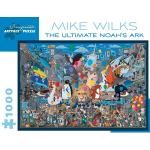 "Pomegranate (AA895) - Mike Wilks: ""The Ultimate Noah's Ark"" - 1000 piezas"