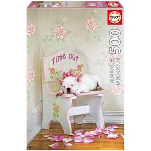 "Educa (16734) - Lisa Jane: ""Taking Time Out"" - 500 piezas"