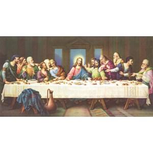 """SunsOut (46204) - Balliol Salmon: """"The Last Supper"""" - 500 piezas"""