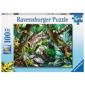 "Ravensburger (10703) - ""Creepy Crawlies"" - 100 piezas"
