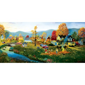 "SunsOut (60233) - Dave Barnhouse: ""Yardwork"" - 1000 piezas"