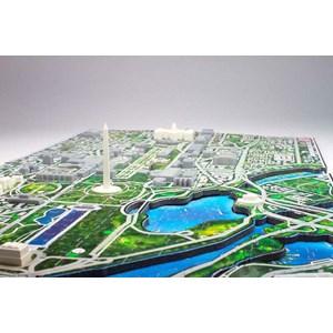 """4D Cityscape (40018) - """"Washington DC"""" - 1100 piezas"""