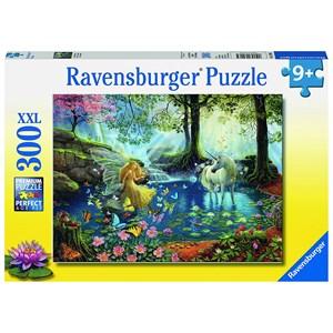 "Ravensburger (13206) - Ruth Sanderson: ""Mystical Meeting"" - 300 piezas"