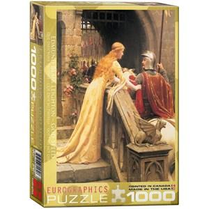 "Eurographics (6000-0130) - Edmund Blair Leighton: ""God Speed"" - 1000 piezas"