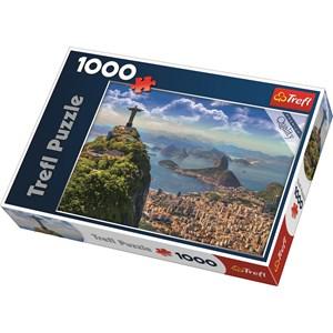 "Trefl (10405) - ""Rio De Janeiro, Brazil"" - 1000 piezas"