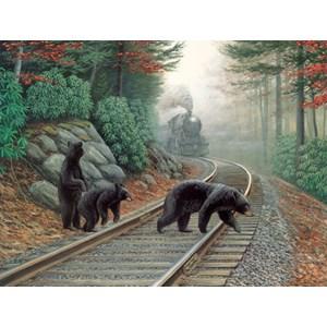 "SunsOut (48804) - Dan Christ: ""Bear Tracks"" - 500 piezas"