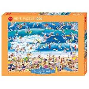 """Heye (29703) - Roger Blachon: """"Surfing"""" - 1000 piezas"""