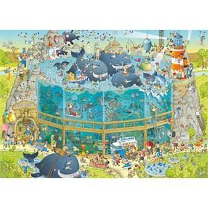 "Heye (29777) - Marino Degano: ""Ocean Habitat"" - 1000 piezas"