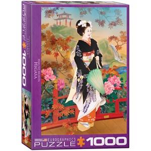 """Eurographics (6000-0742) - Haruyo Morita: """"Higasa"""" - 1000 piezas"""