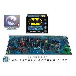 """4D Cityscape (51104) - """"4D Batman Gotham City"""" - 1000 piezas"""