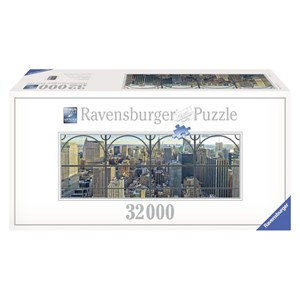 "Ravensburger (17837) - Keith Haring: ""New York City"" - 32000 piezas"