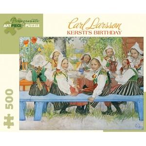 "Pomegranate (AA850) - Carl Larsson: ""Kersti's Birthday"" - 500 piezas"