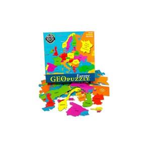 """Geo Toys (GEO 101) - """"Europe"""" - 58 piezas"""
