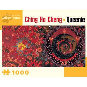 "Pomegranate (AA903) - Ching Ho Cheng: ""Queenie"" - 1000 piezas"