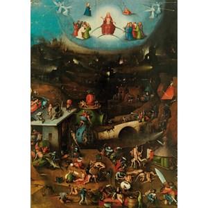 """Piatnik (547447) - Hieronymus Bosch: """"The Last Judgement"""" - 1000 piezas"""