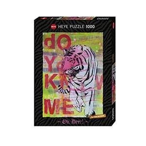 "Heye (29598) - Ruth Grunbein: ""Deer Hunter"" - 1000 piezas"