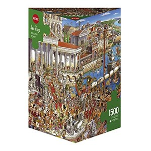 "Heye (29791) - Hugo Prades: ""Ancient Rome"" - 1500 piezas"