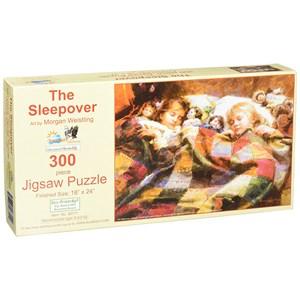 "SunsOut (26711) - Morgan Weistling: ""The Sleepover"" - 300 piezas"