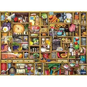 "Ravensburger (19298) - Colin Thompson: ""Kitchen Cupboard"" - 1000 piezas"