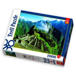 """Trefl (10209) - """"Machu Picchu, Peru"""" - 1000 piezas"""