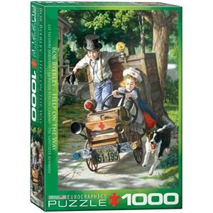 """Eurographics (6000-0439) - Bob Byerley: """"Help on the Way"""" - 1000 piezas"""