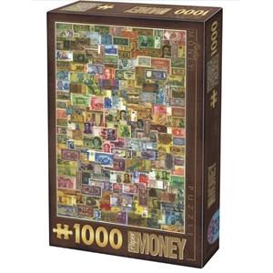 """D-Toys (75277) - """"Banknotes"""" - 1000 piezas"""