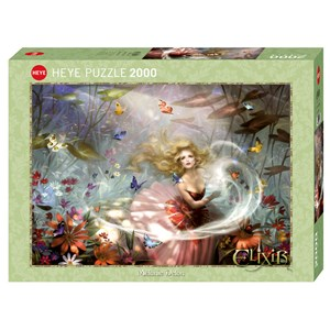 "Heye (29782) - Melanie Delon: ""Make a Wish!"" - 2000 piezas"