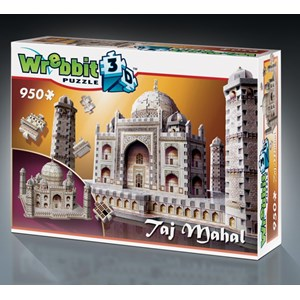 "Wrebbit (W3D-2001) - ""Taj Mahal"" - 950 piezas"